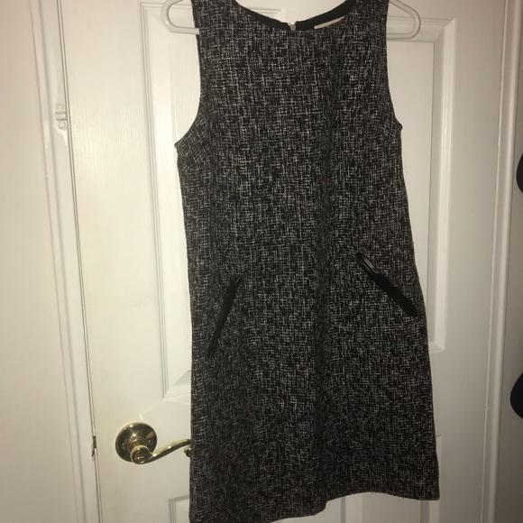 LOFT Dresses & Skirts - LOFT tweed dress size 8